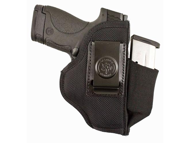 DeSantis N87 Pro-Stealth holster for s&w m&p shield m2.0