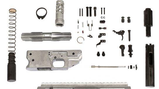 tnw aero survival rifle kit