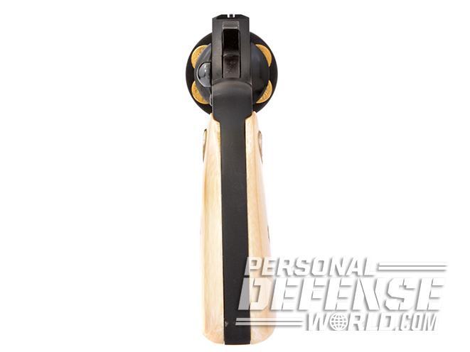Original Colt Cobra measurements