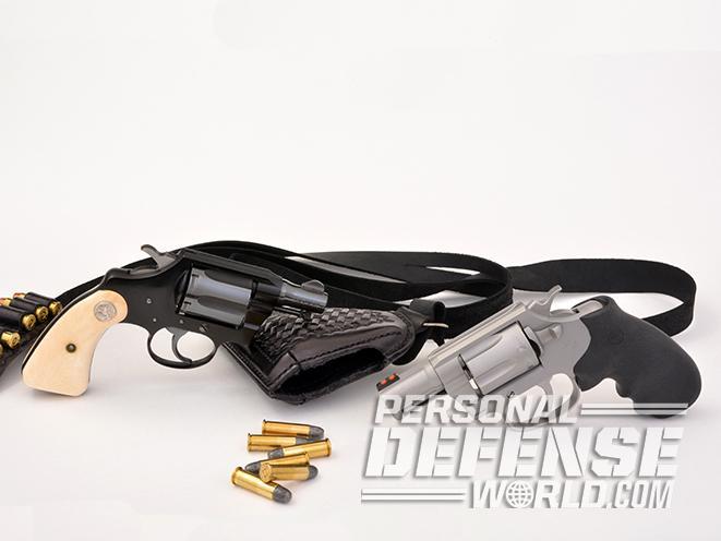 colt cobra revolver ammo and holster