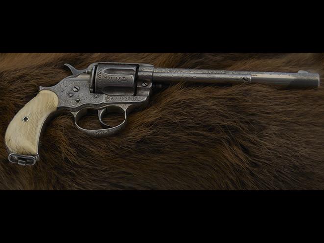 Tom Tobin's Colt Model 1878 old west revolvers