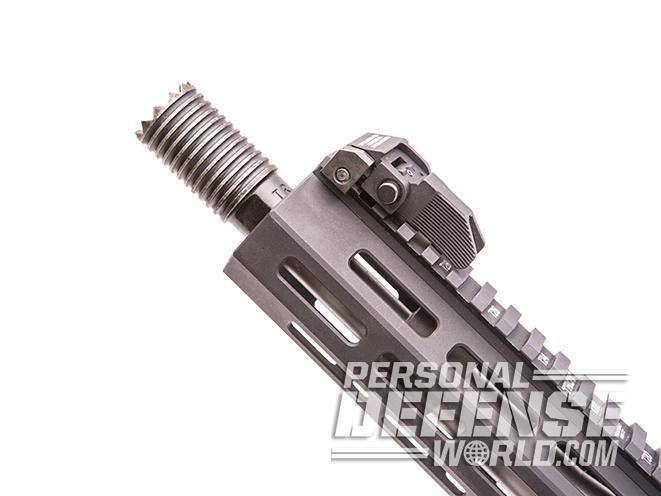 Troy P7A1 pistol barrel