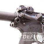 Troy P7A1 pistol forward assist