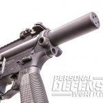 Troy P7A1 pistol closeup