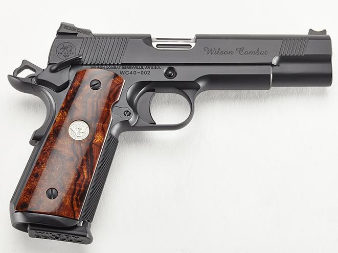 Wilson Combat CQB Elite pistol right profile