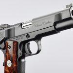 Wilson Combat CQB Elite pistol right angle