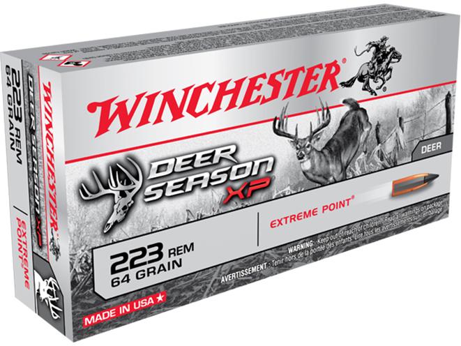Winchester Deer Season XP new ammo
