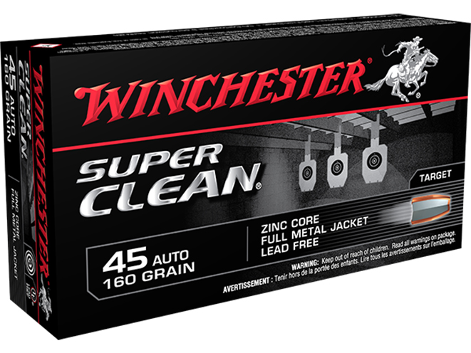 Winchester Super Clean new ammo