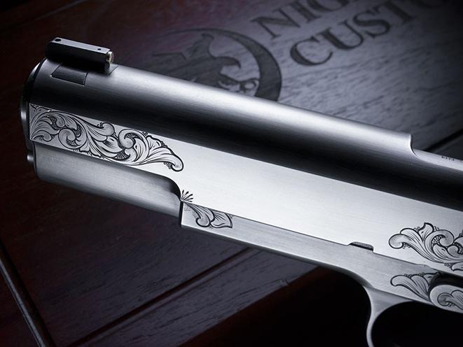Nighthawk VIP Pistol Gun of the Month October front