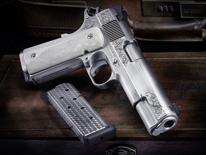 Nighthawk VIP Pistol Gun of the Month October lead