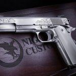 Nighthawk VIP Pistol Gun of the Month October left