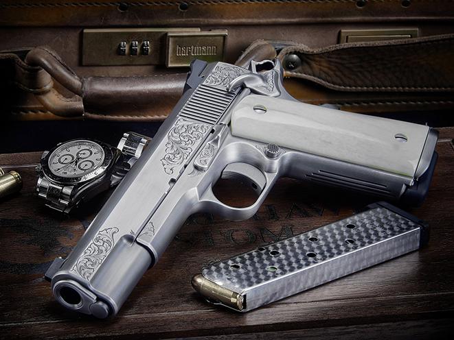 Nighthawk VIP Pistol Gun of the Month October magazine