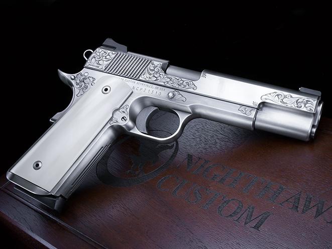 Nighthawk VIP Pistol Gun of the Month October right