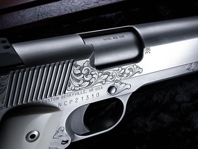 Nighthawk VIP Pistol Gun of the Month October slide