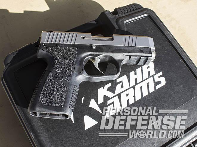 Kahr Arms S9 Pistol Athlon Outdoors Rendezvous lead