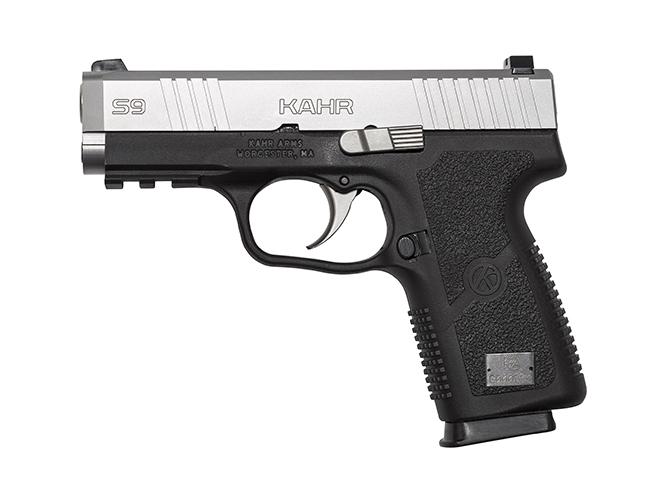 Kahr Arms S9 Pistol Athlon Outdoors Rendezvous left