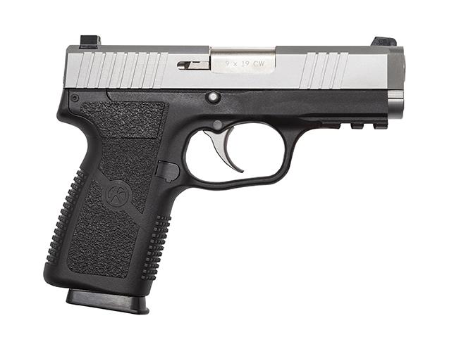 Kahr Arms S9 Pistol Athlon Outdoors Rendezvous right