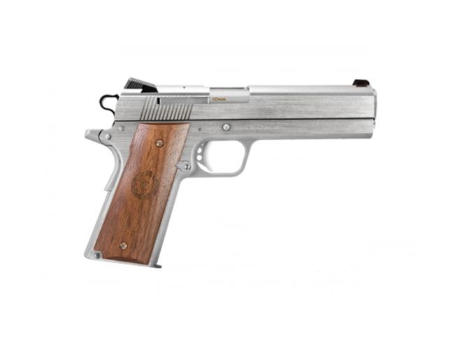 Coonan MOT 10 10mm stainless steel pistol rendezvous profile