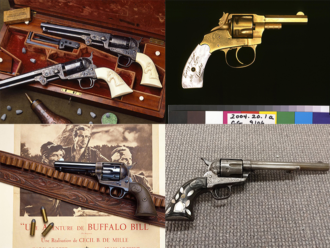 famous old west revolvers