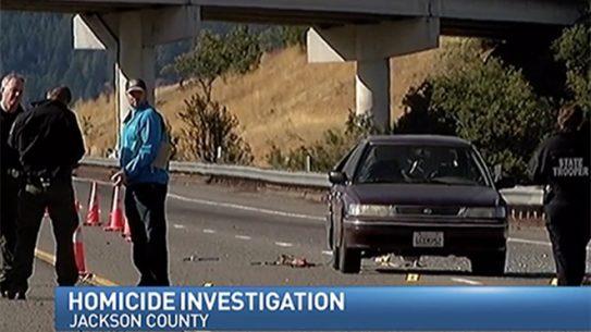 oregon killer run over