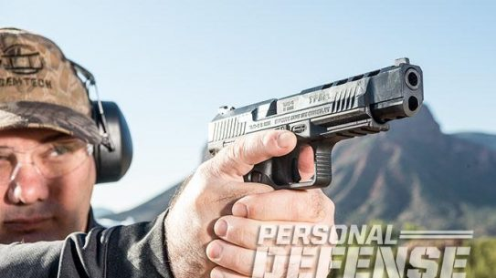 Canik TP9SFL pistol Athlon Outdoors Rendezvous lead