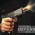 warning shots gun firing