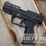 Walther PK380 380 pistols profile