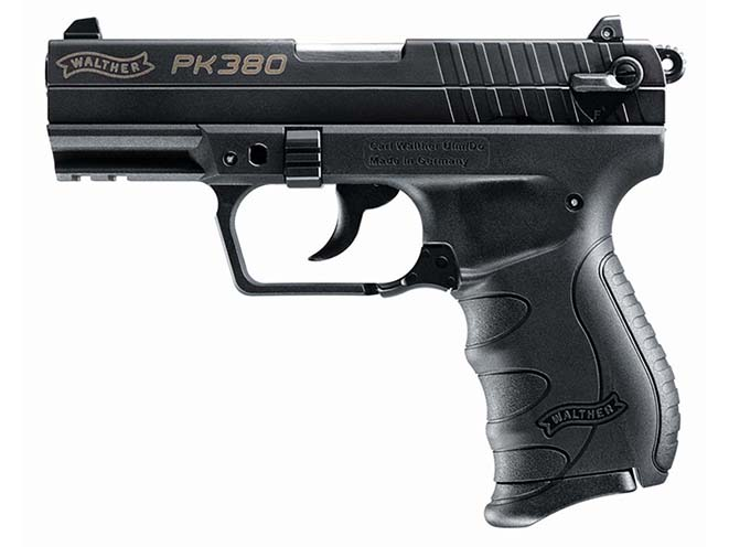 Walther PK380 380 pistols
