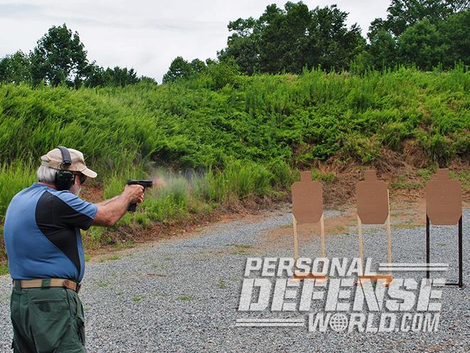 polymer 45 pistol battle