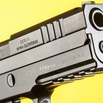 Arex Rex Zero 1S pistol slide serrations