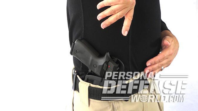 Arex Rex Zero 1S pistol holster