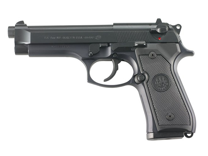 backup gun beretta m9