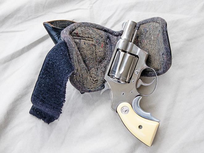 backup gun colt agent 38