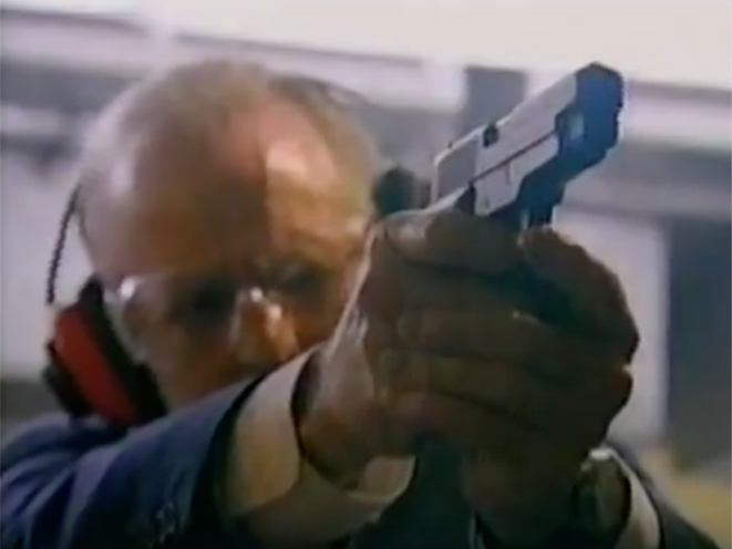 backup gun lance thomas