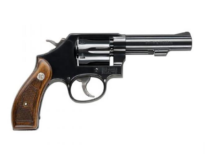 backup gun s&w model 10