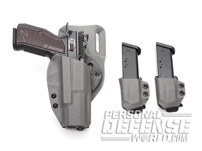 CZ Shadow 2 pistol anr design holster