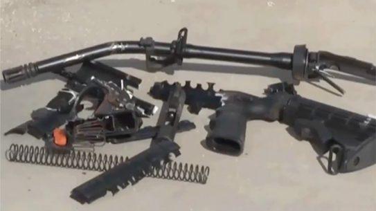 california gun owner AR-15