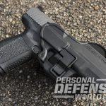 Canik TP9SF Elite pistol holster