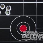 Canik TP9SF Elite pistol target