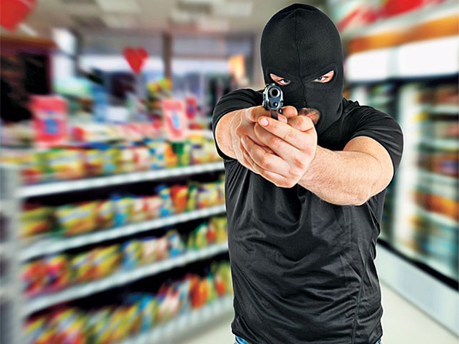 chicago robber shooting masked
