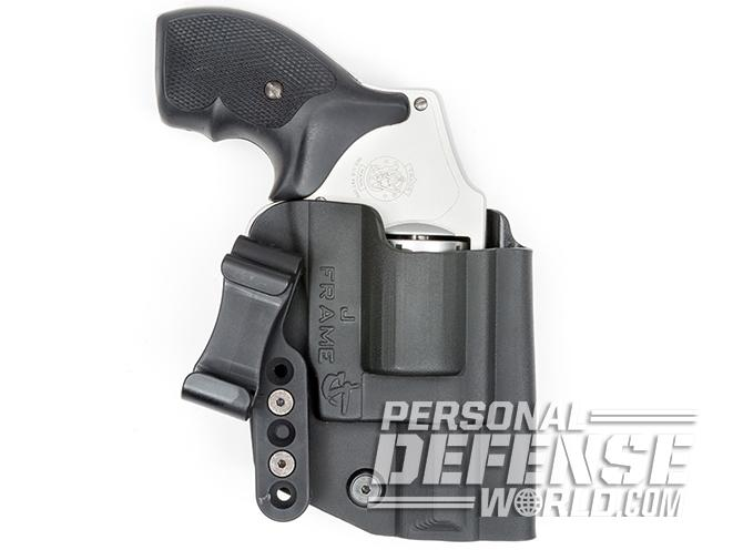 Comp-Tac 2 O'Clock IWB model 642 holster