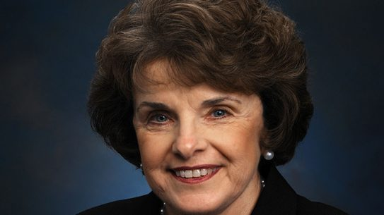 Dianne Feinstein assault weapons bill