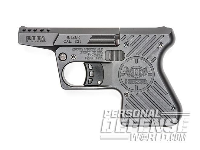 Heizer Defense Pocket Pistol left profile