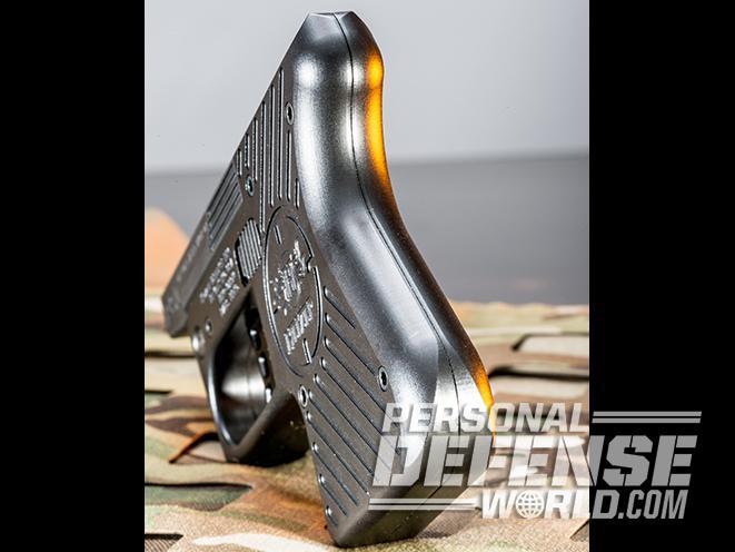 Heizer Defense Pocket Pistol frame