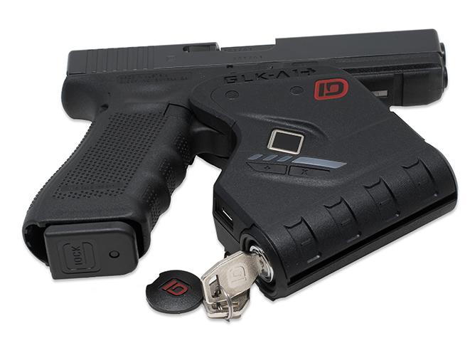 identilock glock 17