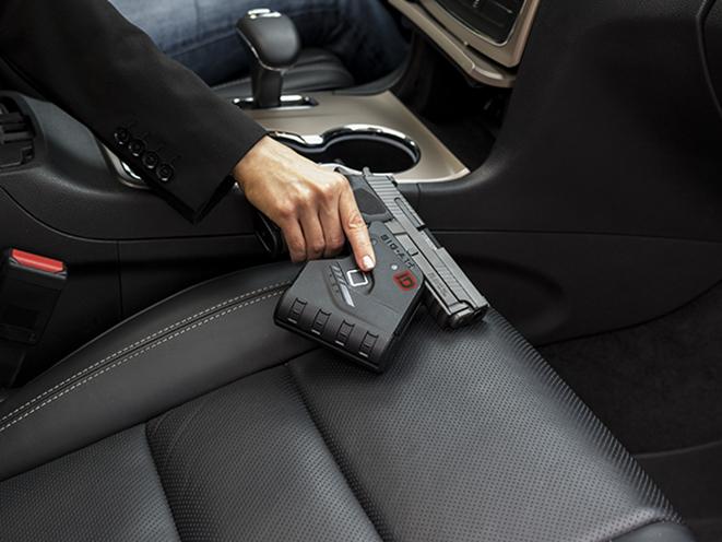 identilock on car seat