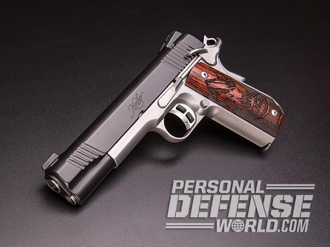 Kimber Camp Guard 10 pistol
