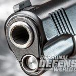 Kimber Camp Guard 10 pistol muzzle