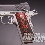 Kimber Camp Guard 10 pistol grip