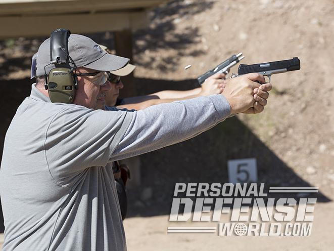 Kimber Camp Guard 10 pistol test
